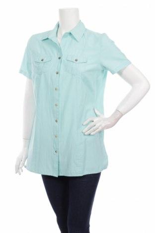 Дамска риза Collection L, Размер M, Цвят Син, Цена 15,00лв.