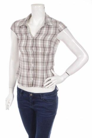 Γυναικείο πουκάμισο H&M Divided, Μέγεθος S, Χρώμα Γκρί, Βαμβάκι, Τιμή 11,34€