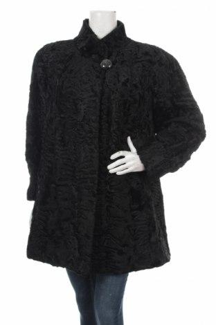 Palton din piele pentru damă