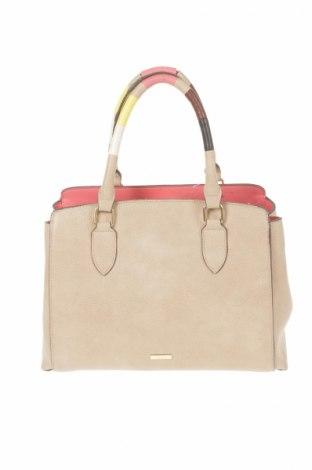 Γυναικεία τσάντα Aldo, Χρώμα  Μπέζ, Δερματίνη, Τιμή 18,19€