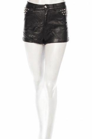 Damskie skórzane spodnie H&M Divided