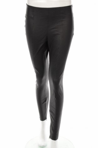 Дамски кожен панталон Zara