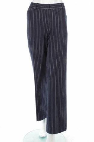 Дамски панталон, Размер M, Цвят Син, 64% полиестер, 31% вискоза, 5% еластан, Цена 10,12лв.