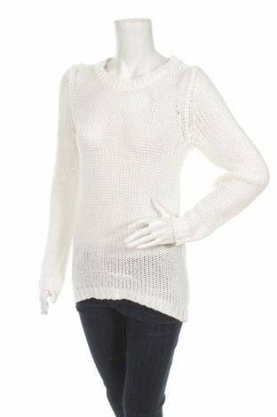 Дамски пуловер Cecilia Classics, Размер M, Цвят Бял, Полиамид, Цена 6,80лв.