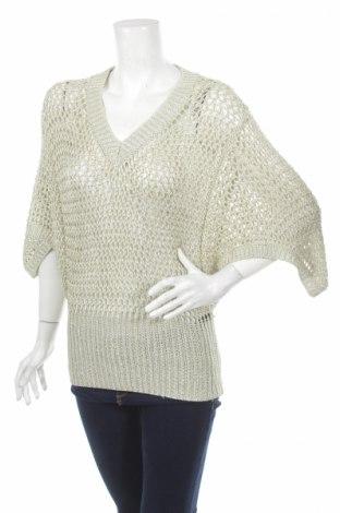 Дамски пуловер Pin Up, Размер S, Цвят Златист, 95% памук, 5% еластан, Цена 8,65лв.