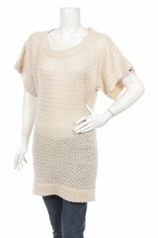 Дамски пуловер Reserved, Размер M, Цвят Бежов, Цена 5,40лв.