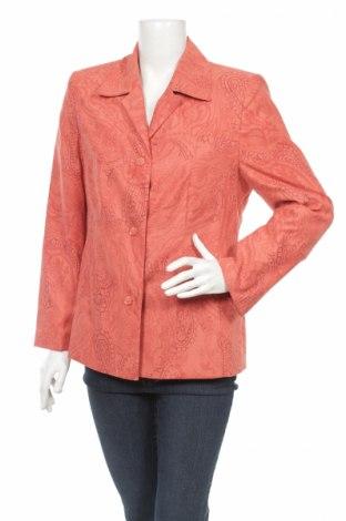 Дамско сако Kirsten, Размер M, Цвят Розов, Полиестер, Цена 10,20лв.