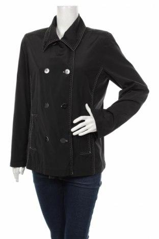 Дамско яке Center Coat, Размер L, Цвят Черен, Полиестер, Цена 15,75лв.
