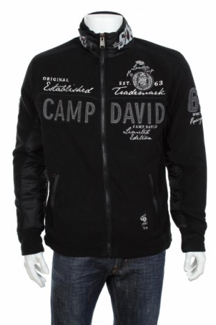 Мъжко поларено яке Camp David