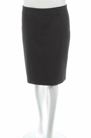Пола Design By Kappahl, Размер M, Цвят Черен, 63% полиестер, 34% вискоза, 3% еластан, Цена 9,26лв.