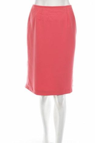 Пола Kasper, Размер XS, Цвят Розов, 100% полиестер, Цена 9,20лв.