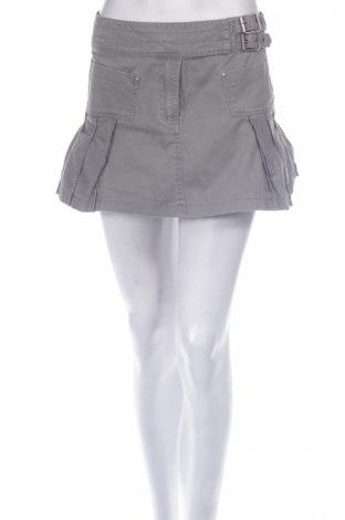 Φούστα Pmk Basic, Μέγεθος S, Χρώμα Γκρί, Τιμή 5,44€