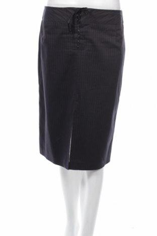 Φούστα Viventy by Bernd Berger, Μέγεθος M, Χρώμα Μαύρο, 53% βαμβάκι, 42% πολυαμίδη, 3% ελαστάνη, Τιμή 3,80€