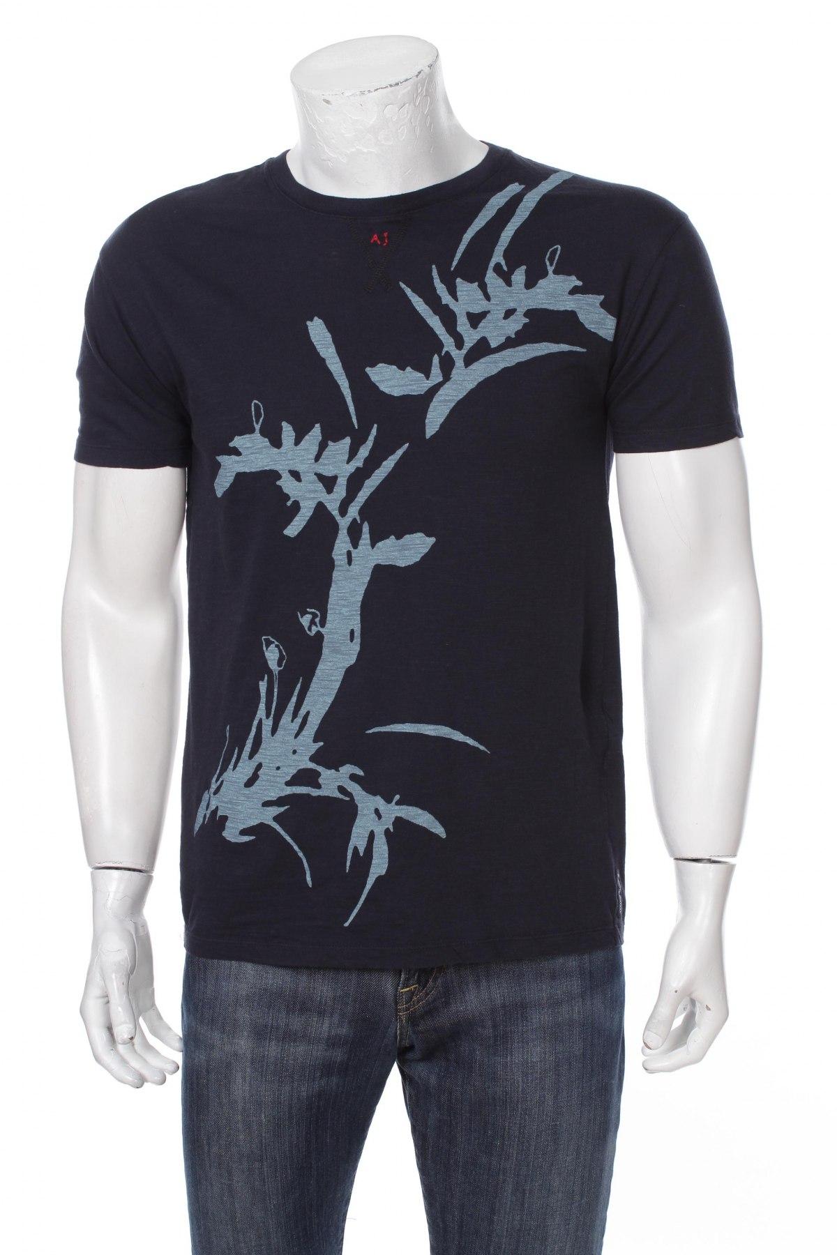 21c85ee85e Pánské tričko Armani Jeans - za vyhodnou cenu na Remix -  103108766