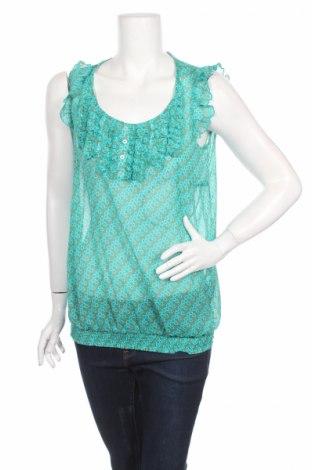Дамска блуза Jbc, Размер M, Цвят Зелен, Полиестер, Цена 6,58лв.