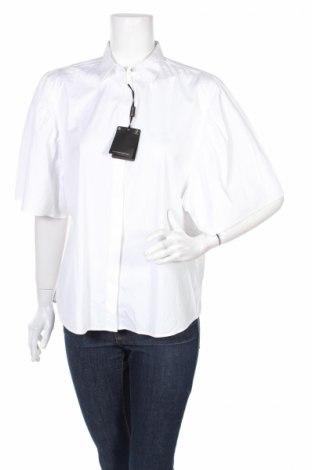 Női ing Massimo Dutti, Méret M, Szín Fehér, 100% pamut, Ár 3623 Ft