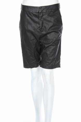 Дамски къс кожен панталон H&M Divided