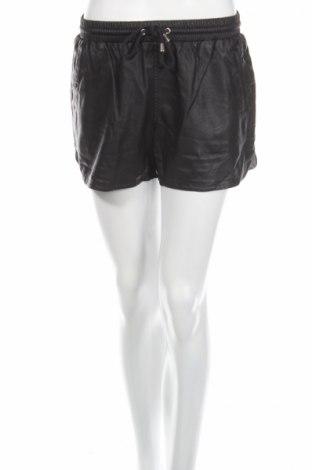 Дамски къс кожен панталон Vila