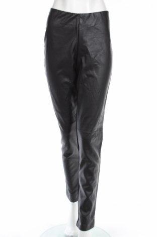 Damskie skórzane legginsy Design By Kappahl