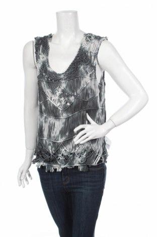 Дамски потник Pepe Jeans, Размер XS, Цвят Сив, Вискоза, Цена 32,64лв.