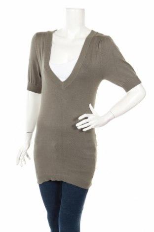 Дамски пуловер Laura Scott, Размер S, Цвят Зелен, 70% вискоза, 30% полиамид, Цена 7,82лв.