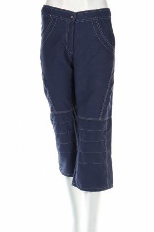 Дамски спортен панталон, Размер S, Цвят Син, Полиестер, Цена 38,00лв.