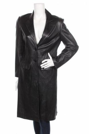 Дамско кожено палто Next
