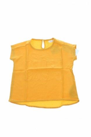 Детска блуза Name It, Размер 6-7y/ 122-128 см, Цвят Жълт, Полиестер, Цена 8,40лв.