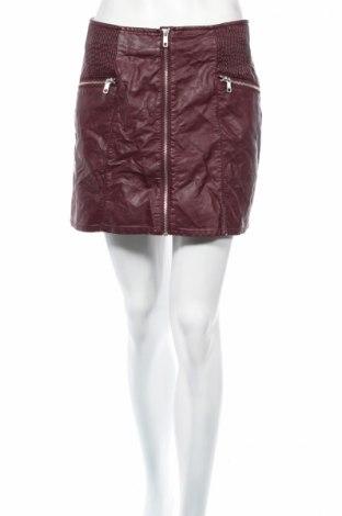 Kožená sukňa  Alcott
