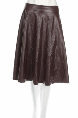Kožená sukňa  Bravo Fayso
