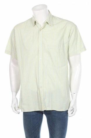 Ανδρικό πουκάμισο, Μέγεθος L, Χρώμα Μπλέ, Βαμβάκι, Τιμή 3,56€