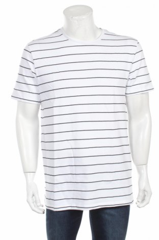 Męski T-shirt Only & Sons, Rozmiar L, Kolor Biały, Bawełna, Cena 30,91zł