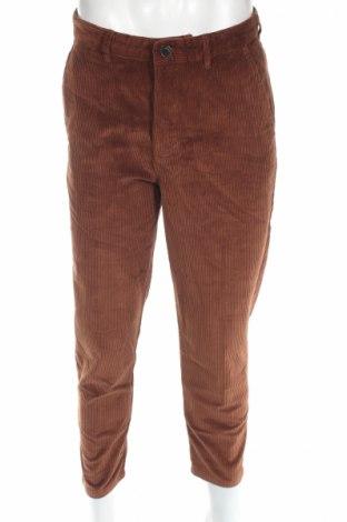 Pantaloni raiați de bărbați Zara