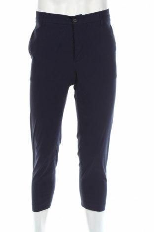 Ανδρικό παντελόνι Barena, Μέγεθος S, Χρώμα Μπλέ, 61% βαμβάκι, 26% πολυαμίδη, 3% ελαστάνη, Τιμή 11,75€