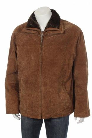 Мъжко кожено яке Trapper