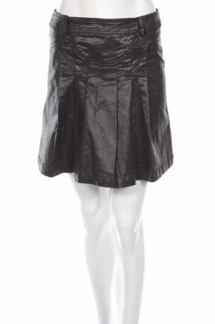 Пола, Размер S, Цвят Черен, 95% памук, 5% еластан, Цена 6,50лв.