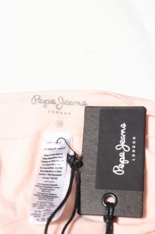 Бикини Pepe Jeans, Размер XS, Цвят Розов, 81% полиамид, 15% еластан, 2% вискоза, Цена 31,20лв.