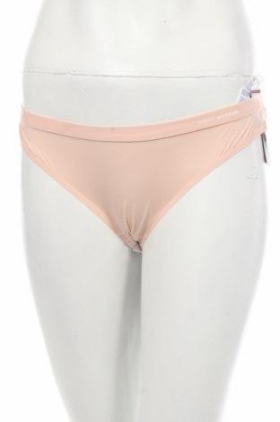 Бикини Tommy Hilfiger, Размер S, Цвят Розов, 80% полиамид, 20% еластан, Цена 34,02лв.