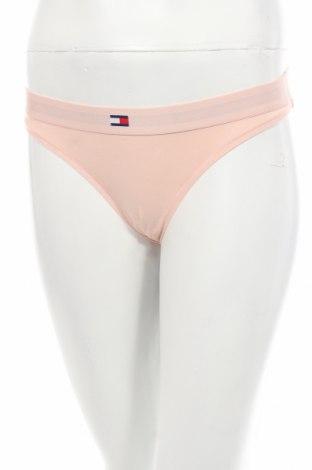 Бикини Tommy Hilfiger, Размер S, Цвят Розов, 95% памук, 5% еластан, Цена 34,02лв.