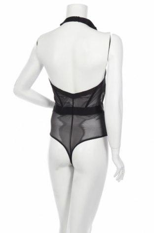 Боди DKNY, Размер L, Цвят Черен, 68% полиамид, 32% еластан, Цена 90,00лв.