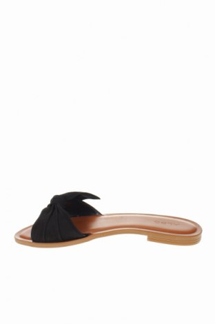 Γυναικείες παντόφλες Aldo, Μέγεθος 39, Χρώμα Μαύρο, Γνήσιο δέρμα, Τιμή 24,68€