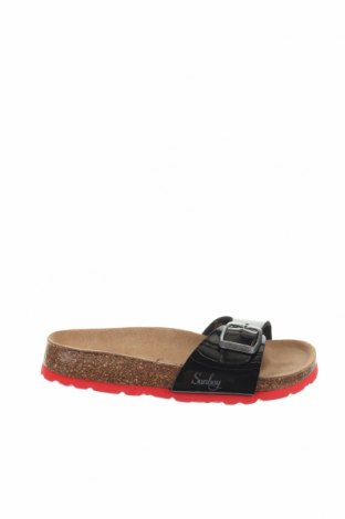 Pantofle Sunbay, Velikost 29, Barva Černá, Eko kůže, Cena  230,00Kč
