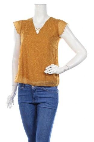 Γυναικεία μπλούζα About You, Μέγεθος XS, Χρώμα Κίτρινο, Τιμή 6,06€