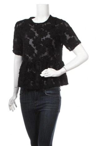 Γυναικεία μπλούζα Aware by Vero Moda, Μέγεθος S, Χρώμα Μαύρο, Πολυεστέρας, Τιμή 5,20€