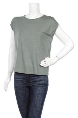 Γυναικεία μπλούζα Aware by Vero Moda, Μέγεθος XS, Χρώμα Πράσινο, 95% lyocell, 5% ελαστάνη, Τιμή 5,44€