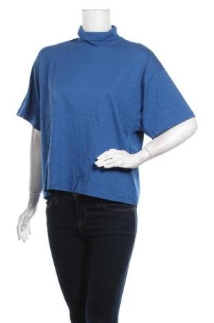 Дамска блуза Edited, Размер L, Цвят Син, Памук, Цена 18,90лв.