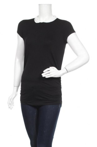Дамска блуза Envie De Fraise, Размер M, Цвят Черен, 96% вискоза, 4% еластан, Цена 24,70лв.