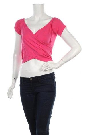 Дамска блуза Even&Odd, Размер S, Цвят Розов, 95% памук, 5% еластан, Цена 7,84лв.