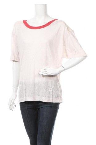 Дамска блуза Iro, Размер L, Цвят Сив, 90% коприна, 5% памук, 5% полиестер, Цена 107,55лв.