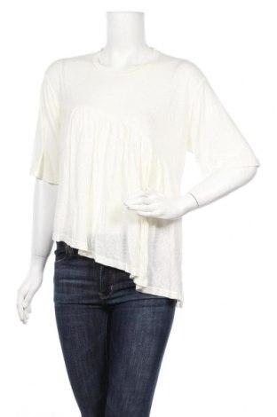 Дамска блуза Iro, Размер M, Цвят Бял, 70% лиосел, 30% лен, Цена 107,55лв.